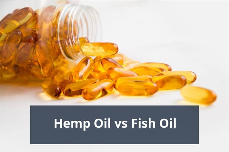 Hemp Oils vs Fish Oil