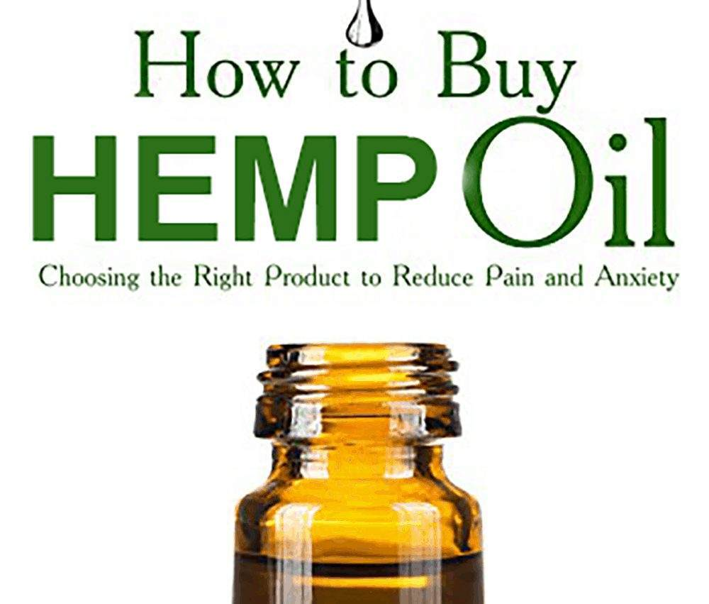 Purchase Hemp Oil