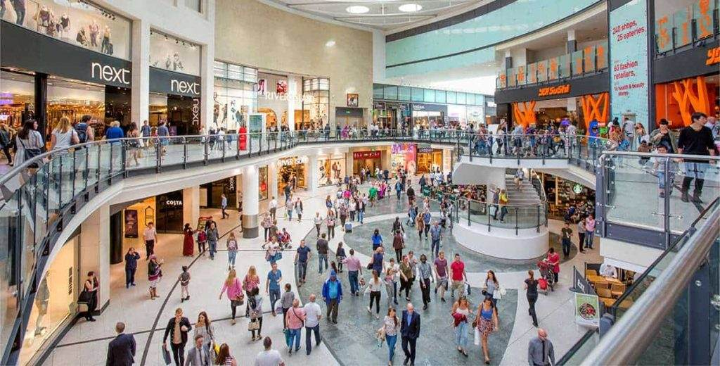 which shopping malls that allow pets